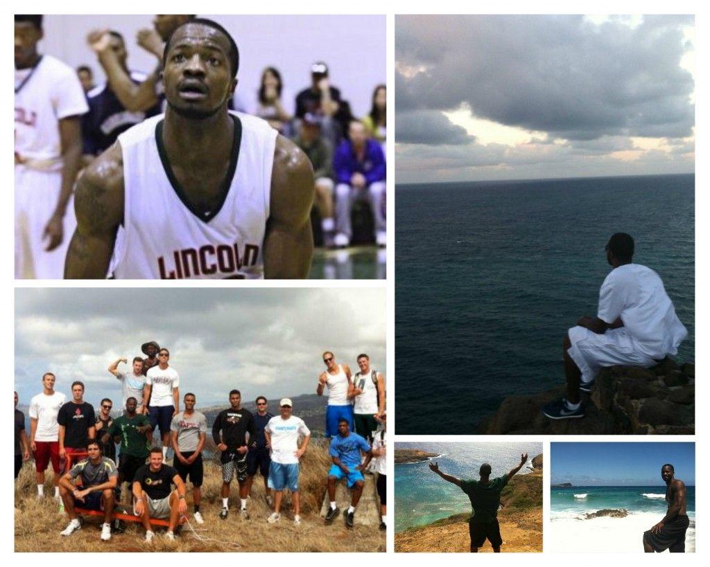 The Jason Jordan Story- A Second Chance through Basketball!