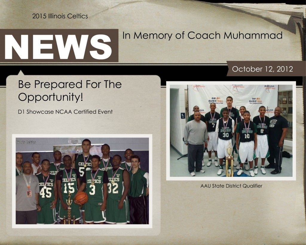 Illinois Celtics Program