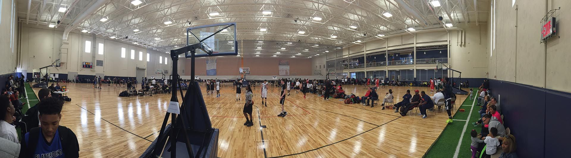 Nike Basketball Showdown Chicago