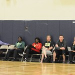 Clemson, Chicago State, Valpo, University of Wisconsin, Roosevelt University Head College Coaches 2014 Nike Spring Showdown