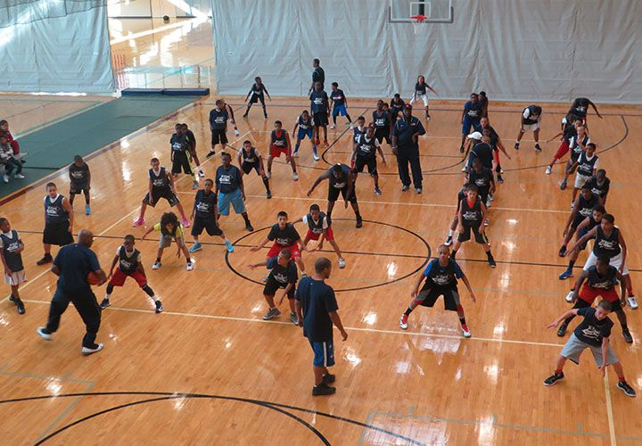 Basketball Youth Camps