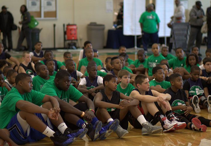 Boys Basketball Camps in the Midwest