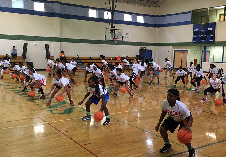 Girls Basketball Camps