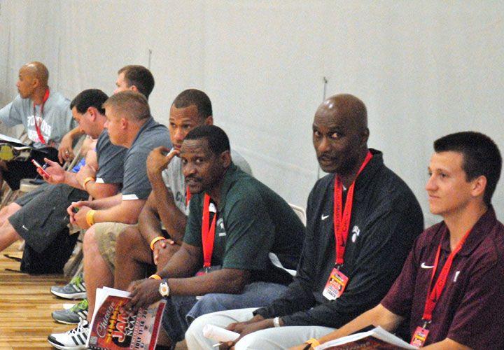 Basketball High School Recruiting