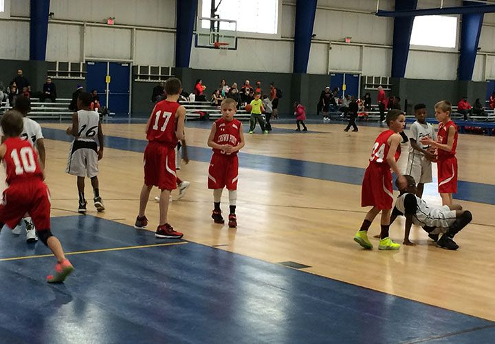 Baylor Youth Basketball League