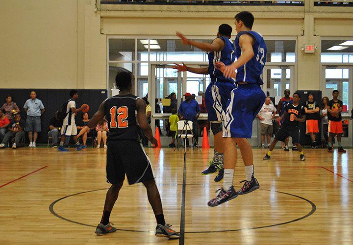 Basketball Tournaments - sanfordpentagon.com