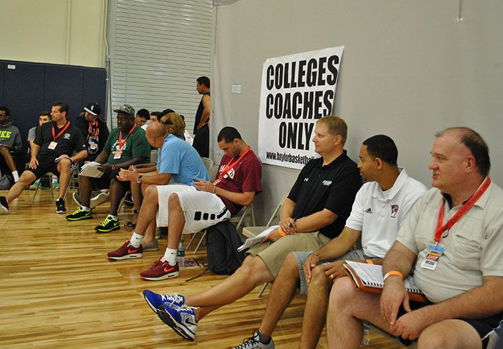 NCAA Certified College Coach Division I Exposure