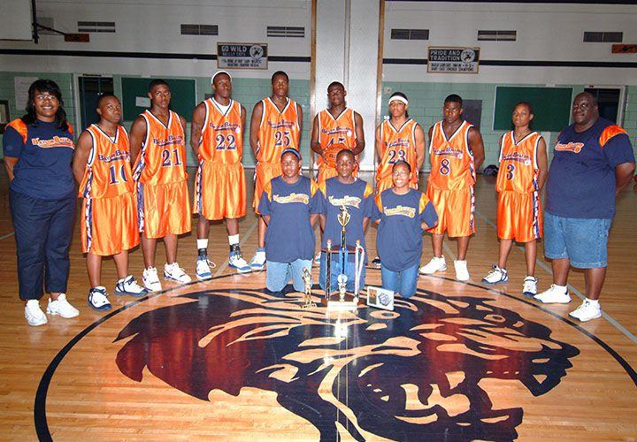 Baylor Boys Team Picture