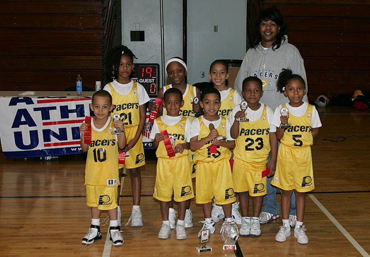 Indiana Pacers 1st Baylor Team