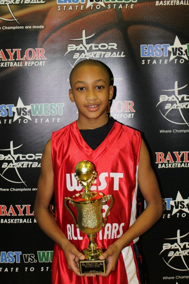 East vs. West MVP Nimari Burnett
