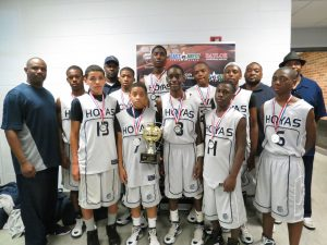 Team Hoyas 2012 Runner Up
