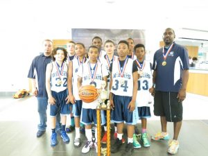 Wildcats 7th Champs