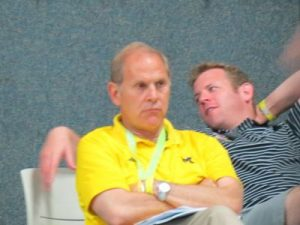Head Coach John Beilein- University of Michigan