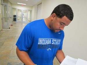 Marcus Belcher Assistant Coach - Indiana State
