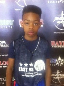 Joel Watts 6th East vs West