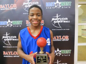 2014 East vs West All Star Game East winner
