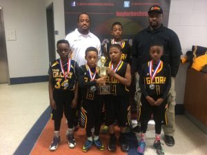 3rd Grade Run-up Team Glory 2014 Battle of the Borders