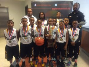 4th Grade Champs Team Glory 2014 Battle of the Borders