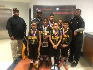 5th Grade Team Glory Champs 2014 Battle of the Borders