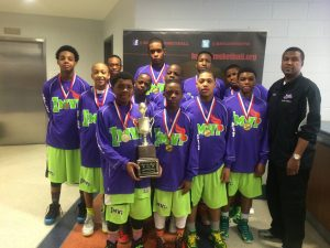 6th Grade Indiana MVP Champs 2014 Battle of the Borders