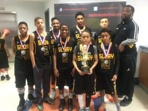 6th Grade Team Glory Run-up 2014 Battle of the Borders