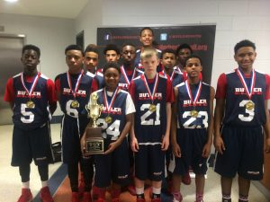7th Grade Butler Elite - Champs 2014 Battle of the Borders