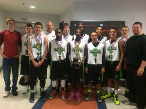 8th Grade Peoria Irish - Champs pic 2 2014 Battle of the Borders