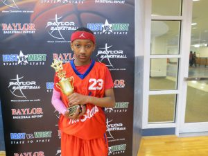 Christian Roberts - East vs. West All Star Education First Awards ! (2)