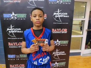 Delvin Tolbert - East vs. West All Star Education First Awards & Skill Challenge