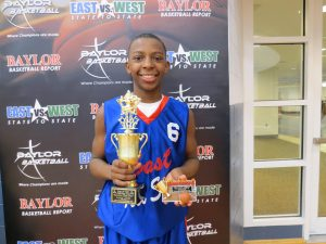 Lance Jones East vs. West All Star Education First Awards, MVP & Skill Challenge Award!