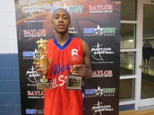 Marquis Brown East vs. West MVP two years in a roll!