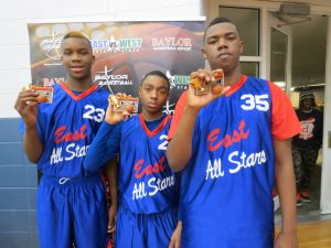 Wisconsin reps at the East vs. West All Star