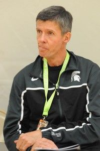 2014 Nike Spring Showdown Michigan State Women Coach -Mark Simons
