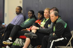 Baylor Basketball for College Coach Exposure