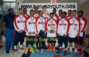 Baylor All star Brampton 9th