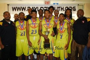 Baylor All star Chi City 11th