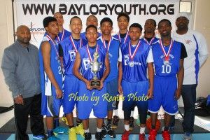 Baylor All star Illionis Ballers