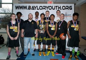 Baylor All star KY Legends 8th
