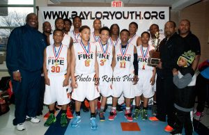 Baylor All star Mac Irvin Fire 9th