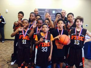 Mac Irvin Fire 6th -Champs