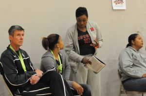 Women College Coaches 2014 Nike Spring Showdown