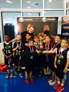 3rd Grade Runner up Southbend Soldiers