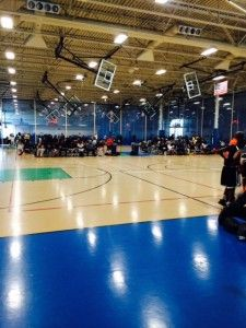 AAU Super Regional Court