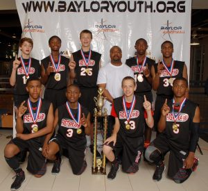 Indy Fastbreak 7th Grade Champ Baylor Event