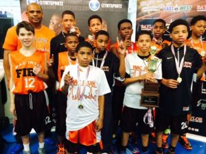 Mac Irvin Fire 6th Champs