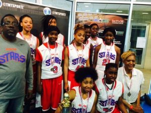 Milwaukee Spartans Rising 8th Runner ups