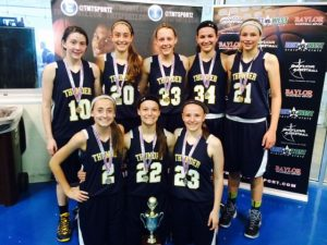 WI Thunder - 8th Champs