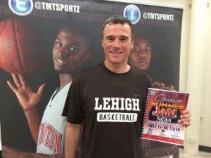 Brett Reed-Head Coach- Lehigh University