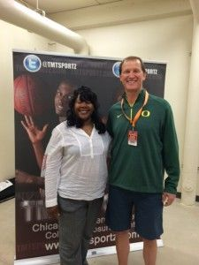 Dana Altman-Head Coach-University of Oregon