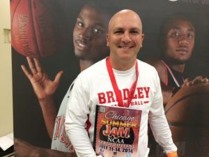 Geno Ford-Head Coach- Bradley University